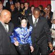 Michael Jackson à l'anniversaire de Christian Audigier. 24/05/09
