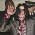 Michael Jackson, en mars 2009.