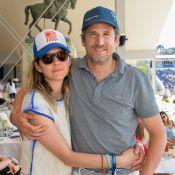 Guillaume Canet et Marion Cotillard câlins : Sortie sportive au prix Longines