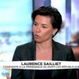Laurence Sailliet sur LCI.