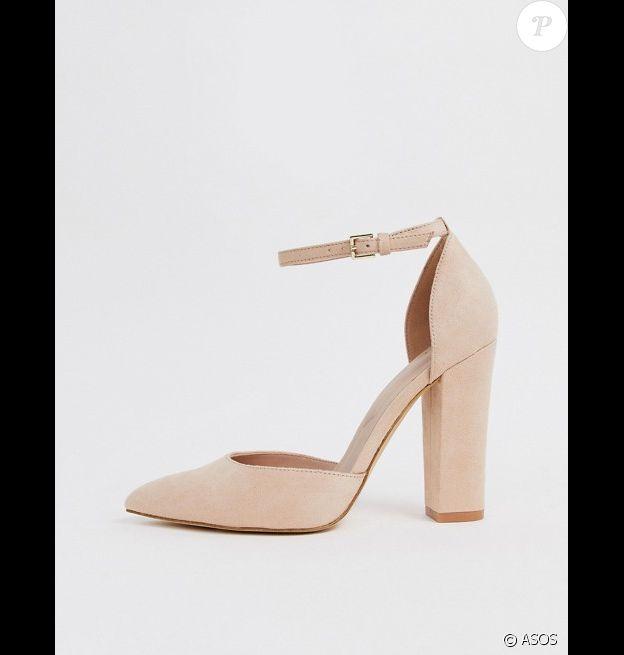 Les chaussures Aldo de Kate Middleton, en vente sur asos.com.