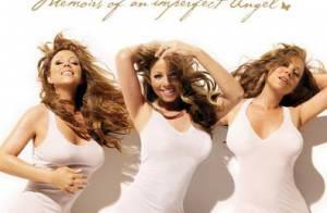 Mariah Carey porte un marcel blanc et c'est tout ! C'est simple, mais terriblement sexy !