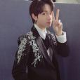 Kim Samuel, star de la K-Pop, sur Instagram.