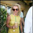 Britney Spears profite de ses derniers moments à Los Angeles, aux côtés de son boyfriend Jason Trawick.