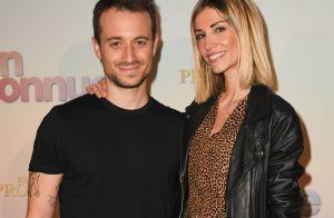 Alexandra Rosenfeld enceinte : baby bump et câlin avec Hugo Clément