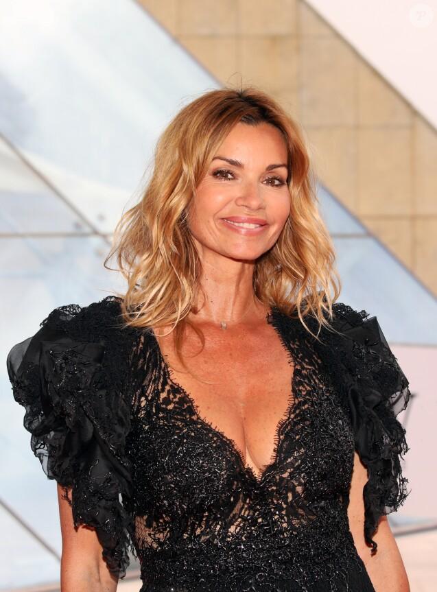 Ingrid Chauvin lors de la soirée d'ouverture du 59ème festival de télévision de Monte Carlo le 14 juin 2019. © Denis Guignebourg / Bestimage