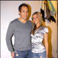 Alexandra Rosenfeld et Sergio Parisse