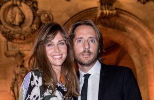 Ophélie Meunier folle de son mari Mathieu Vergne :