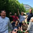 """Norbert Tarayre et l'équipe de """"La Meilleure Boulangerie de France"""", le 28 juin 2019"""