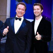 """Arnold Schwarzenegger fier de son fils Patrick : """"C'est un peu mon clone"""""""