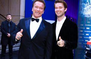 Arnold Schwarzenegger fier de son fils Patrick :