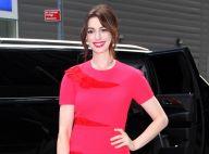 """Anne Hathaway est enceinte de son 2e enfant : """"Le chemin n'a pas été facile"""""""
