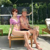 Bruce Willis, rare photo avec sa fille Tallulah: un détail hilarant casse tout !