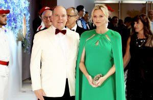 Charlene de Monaco au gala de la Croix-Rouge : majestueuse au bras d'Albert