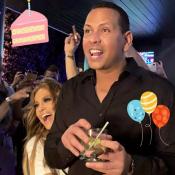 Jennifer Lopez : Un anniversaire inoubliable pour son fiancé Alex Rodriguez