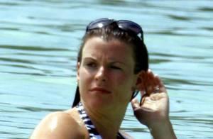 Coleen Rooney : la femme du footballeur Wayne Rooney, enceinte, est totalement inconsciente ! Regardez !