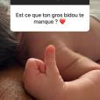 Jesta (Koh-Lanta) dévoile sa silhouette poste-grossesse le 28 juillet 2019 sur Instagram.