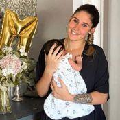 Jesta (Koh-Lanta) : Silhouette pas tout à fait retrouvée, 2 semaines après bébé