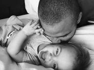 Tony Parker, papa gaga : l'anniversaire de super-héros de son fils Liam