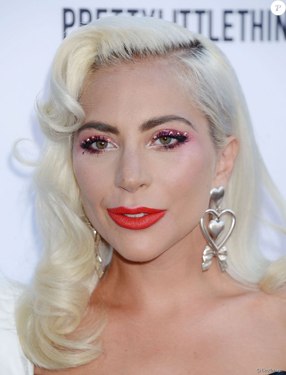 Lady Gaga à la soirée Fifth Annual Fashion à Beverly Hills, Los Angeles, le 17 mars 2019.