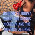 Christina Milian célébre ses deux ans d'amour avec M. Pokora.