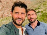 Christophe Beaugrand et son mari Ghislain bientôt papas : 1er bébé en route !