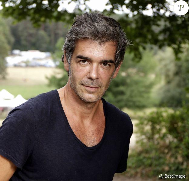Portrait de Xavier De Moulins en 2016 à Paris