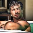 Agustin Galiana en vacances à Syros, en Grèce, le 22 juillet 2019.