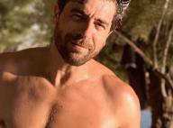 Agustin Galiana : Son été très sexy sous le soleil de Grèce et d'Espagne