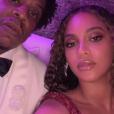 Beyoncé et Jay-Z sur Instagram, le 3 août 2019