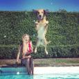 James Middleton partage une photo de sa compagne française Alizée Thevenet sur Instagram, le 16 juillet 2019.