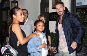 M. Pokora bientôt papa : Adorable rap avec la fille de Christina Milian, Violet