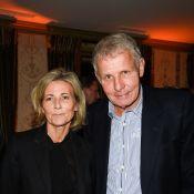 """Claire Chazal et son ex-PPDA : """"Une relation chaotique mais enrichissante"""""""