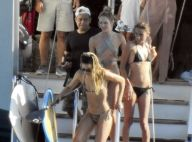 Doutzen Kroes : Divine en vacances à Ibiza, avec Candice Swanepoel