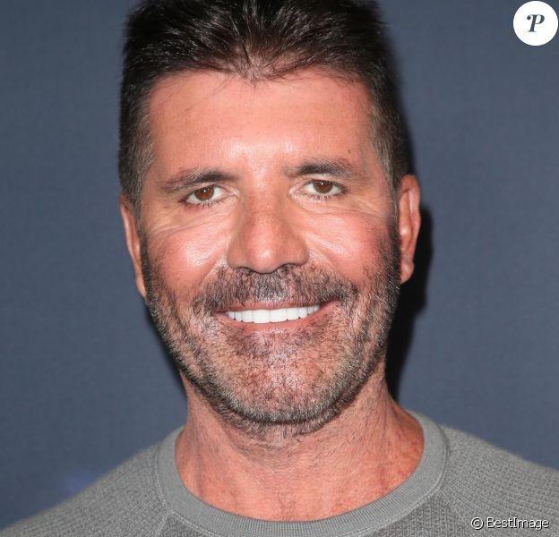 """Simon Cowell - Arrivée des people à la soirée """"America's Got Talent"""" saison 14 au Dolby Theatre à Hollywood, Los Angeles, le 13 août 2019."""