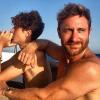 David Guetta : Papa sexy avec son fils à Ibiza, fier de son corps d'athlète