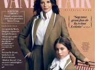 Catherine Zeta-Jones et sa fille Carys (16 ans) en couverture de Vanity Fair