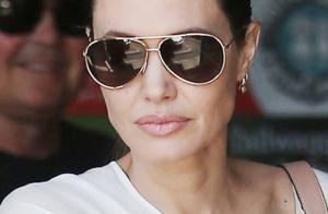 Angelina Jolie revient sur les