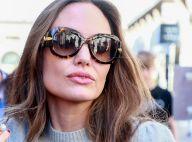 """Angelina Jolie revient sur les """"années difficiles"""" de son divorce"""