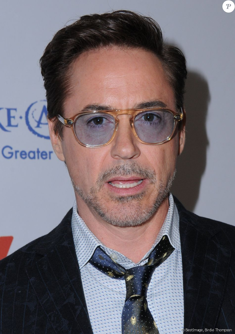 "Robert Downey Jr. au 4e gala annuel ""Wishing Well Winter"" à Hollywood Palladium, le 7 décembre 2016 © Birdie Thompson/AdMedia via Zuma/Bestimage"
