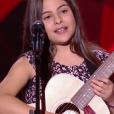 """Eva - """"The Voice Kids 2019"""", le 6 septembre 2019 sur TF1."""