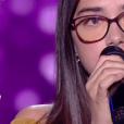 """Marie - """"The Voice Kids 2019"""", le 6 septembre 2019 sur TF1."""