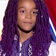 """Talima - """"The Voice Kids 2019"""", le 6 septembre 2019 sur TF1."""