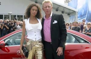 Boris Becker et sa très jolie femme... première sortie officielle depuis leur union ! So chic !