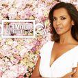 """Karine Le Marchand, animatrice de """"L'amour est dans le pré"""" sur M6."""