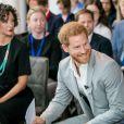Le prince Harry, duc de Sussex, présentait le 3 septembre 2019 à Amsterdam aux Pays-Bas Travalyst, un partenariat entre des opérateurs digitaux du monde du tourisme pour développer des pratiques durables, respectueuses de l'environnement et profitables aux communautés locales.