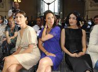Sofia Essaïdi façon pin-up, Emmanuelle Béart glamourissime et Bérénice Bejo donnent... le coup d'envoi des défilés !