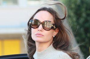 Angelina Jolie panse ses blessures, entourée de Shiloh, Zahara et Pax