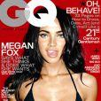 """Megan Fox... juste magnifique en couverture de """"GQ"""" !"""