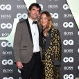 "Joseph Bates, Alice Temperley - Photocall de la soirée ""GQ Men of the Year"" Awards à Londres le 3 septembre 2019."